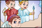Children's Book Rooted in Thousands Years-Old Parable