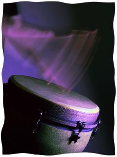 Miriam's Drum - Turning pain into power - Biblical Women