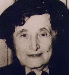הרבנית חנה שניאורסאהן
