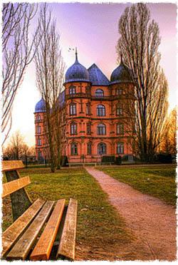 Un día frio en Karlsruhe, Alemania. Ezreen Photography