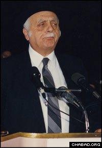 Rabbi David B. Hollander