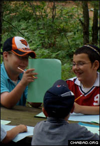 Remembered by friends as a mature and bright boy, Levi Wolowik attended summer camp in Michigan.