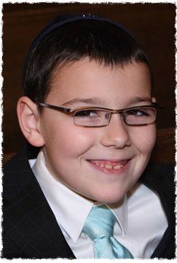 Levi Yitzchok Wolowik, 9, who never woke up on Shabbat morning.
