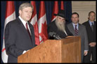 Canadian Legislators Laud Emissaries