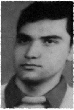 Yane Krichevsky (photo reproduction by Yossi Vodovsky)