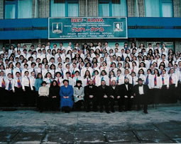 A Beit Chana group picture