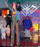 Menorah Lighting at Smiths 2008