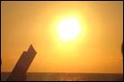 Beachgoers Attend Historic Sunrise Ceremony