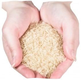 Simple Microwave Long Grain Rice