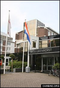 The conference was held in Noordwijkerhout in western Holland.