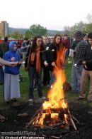 Lag B'omer BBQ & Bon Fire '09