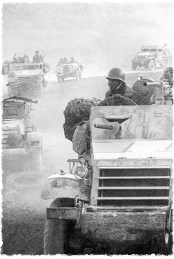 The battle during the Six Day War