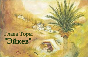 Torah Portion: Эйкев