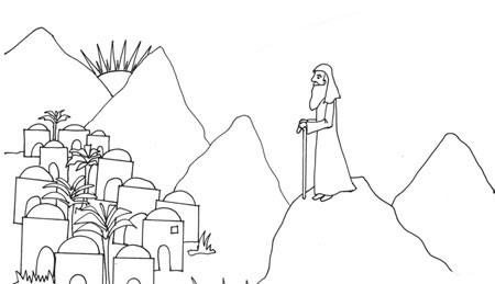 דפי צביעה לפרשת ואתחנן פרשת ואתחנן