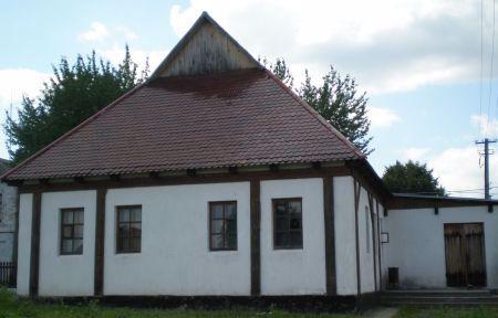 The Baal Shem Tov's synagogue