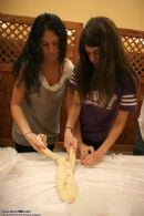 Challah Baking September '09