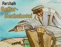 Torah Portion: Behar-Bechukotai