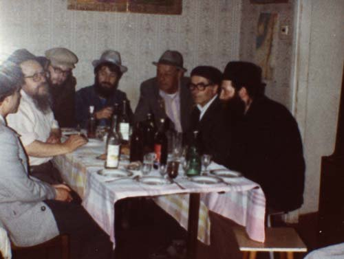 A Chabad emissary brings Judaism to the Jewish underground in communist Russia