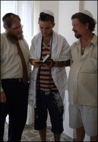 North Cyprus' transplanted Jews are often surprised to learn there are others like themselves.