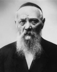 Rabbi Lévi Its'hak Schneerson