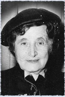 Rebbetzin Chana Schneerson