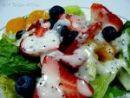 Poppy seed salad