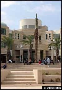 The sixth annual Jewish Eye film festival was held at the Ashkelon Academic College.