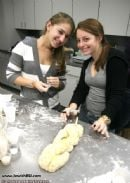 Challah Baking Workshop Nov. '09