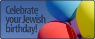 What's your Jewish birthday?
