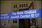 Expanded Jewish Center Opens for UT Students, Faculty