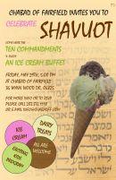 Shavuot Ice Cream Party 2009