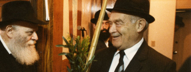 The Rebbe: Why Have We Not Heard from Jaffe?