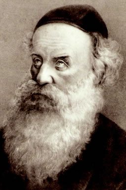 "Rabbi Schneur Zalman of Liadi, the ""Alter Rebbe"" (1745-1812)"