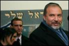 Israeli Foreign Minister Tours Kiev School