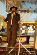 Chanukah @ Westfield Shopping Centre - Chatswood