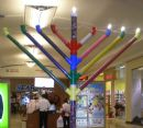 Chanukah in Candy Land