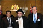 Australian State Parliament Celebrates First Chanukah