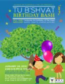 Tu B'Shvat Birthday Bash