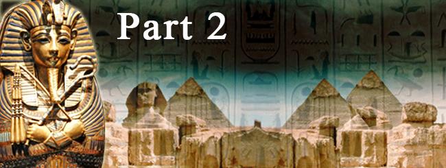 Destiny: The Rectification of Pharaoh