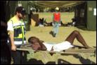 Israeli Field Hospital Treats Hundreds of Haitian Victims