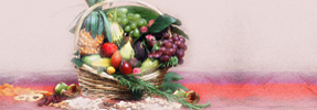 Manna and Fruits of Israel