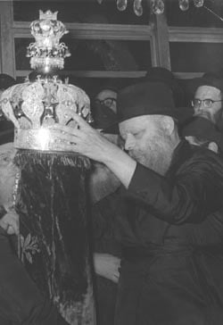 The eve of Yud Shevat 5730 (January 16, 1970)