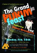 Purim 2010 - The Grand Purim Feast