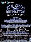 Jew Crew Takes Manhattan