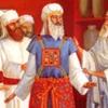 Betsal'el, Oholiav e Seus Ajudantes Costuram as Bigdei Kehuná