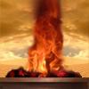 O Altar de Cobre para Sacrifícios