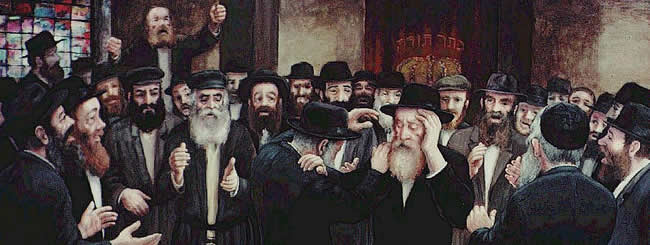 Jewish Theology and Mysticism : Hasidism in the 18th Century – Bridging the Divide