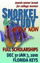 Snorkel and Study