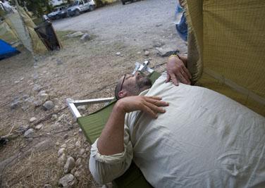 Marc in Haiti