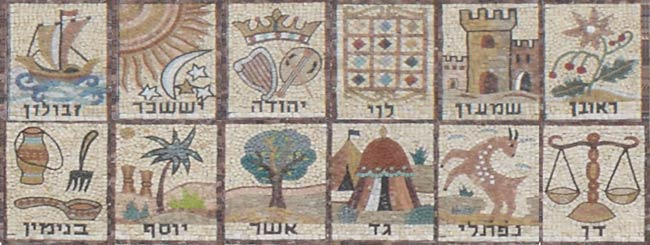 פרשת במדבר: לכל שבט יש דגל